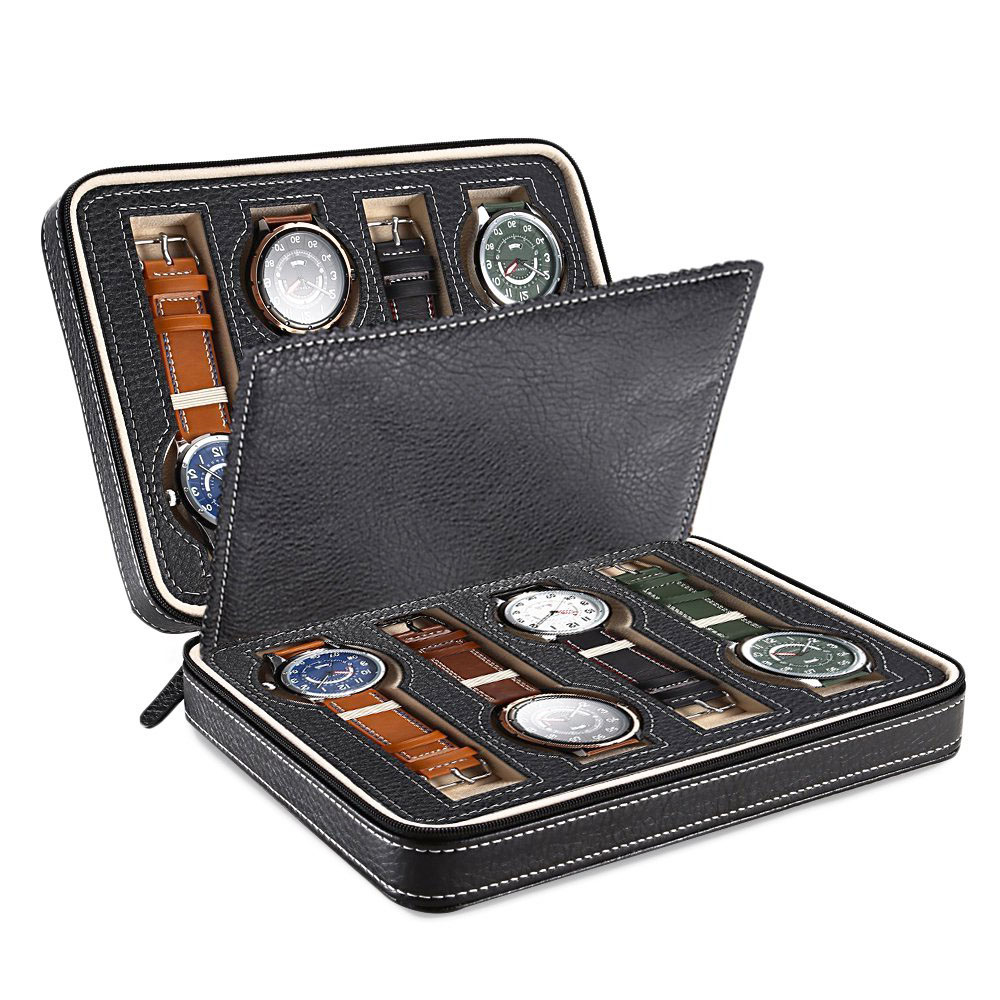 Travel & Storage Box for 3 watches
