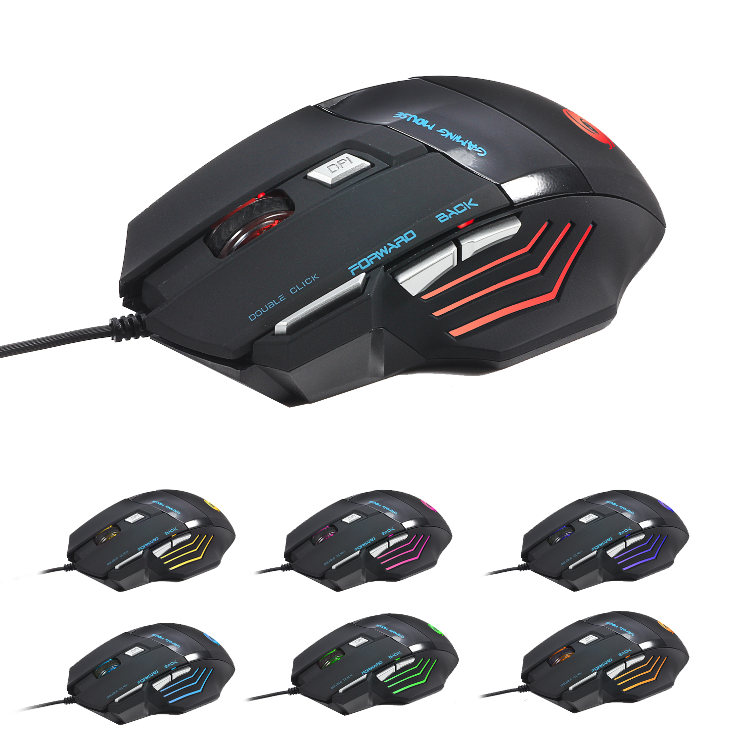 how to find mouse dpi