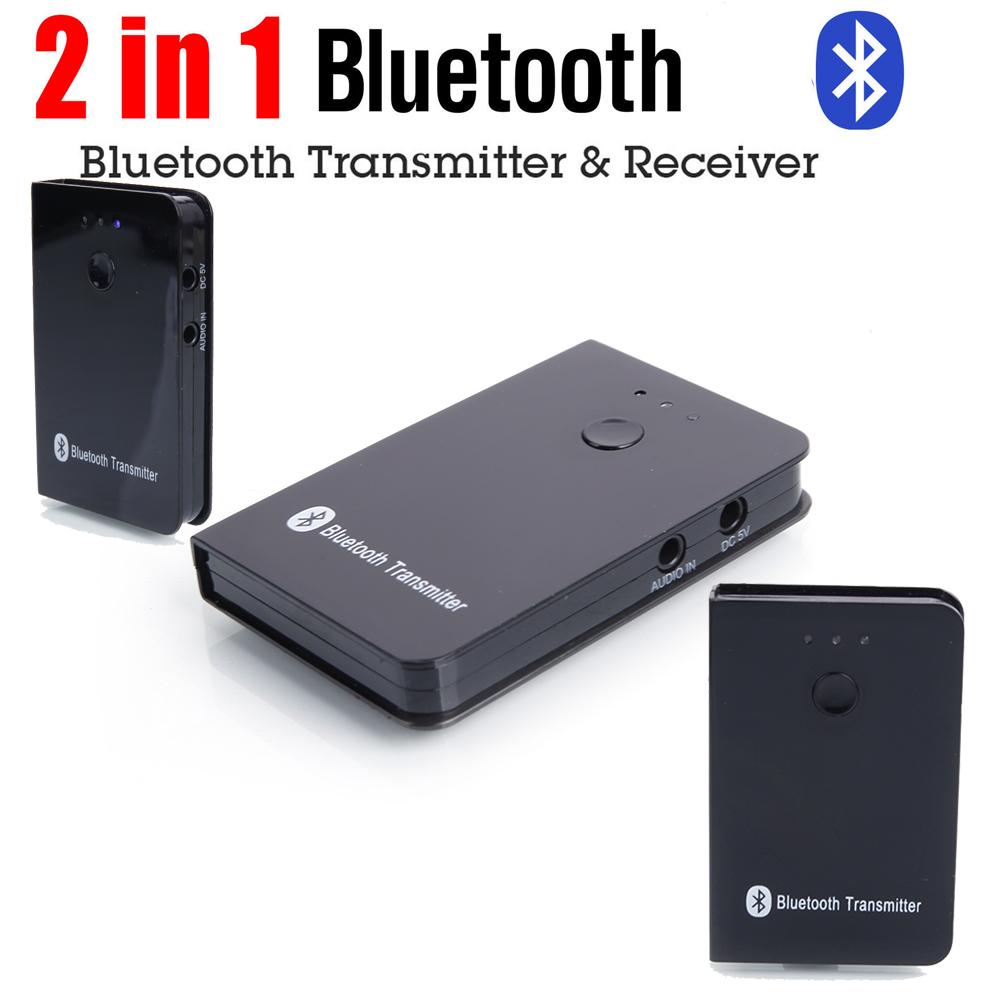 2 In 1 Bluetooth Receiver & Transmitter Wireless A2D