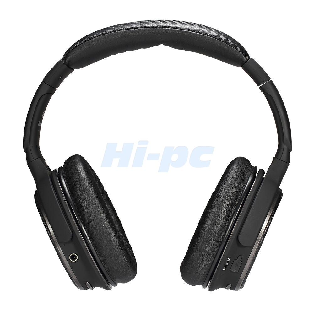 ausdom m05 bluetooth stereo headset wireless wired deep bass headphone earph. Black Bedroom Furniture Sets. Home Design Ideas