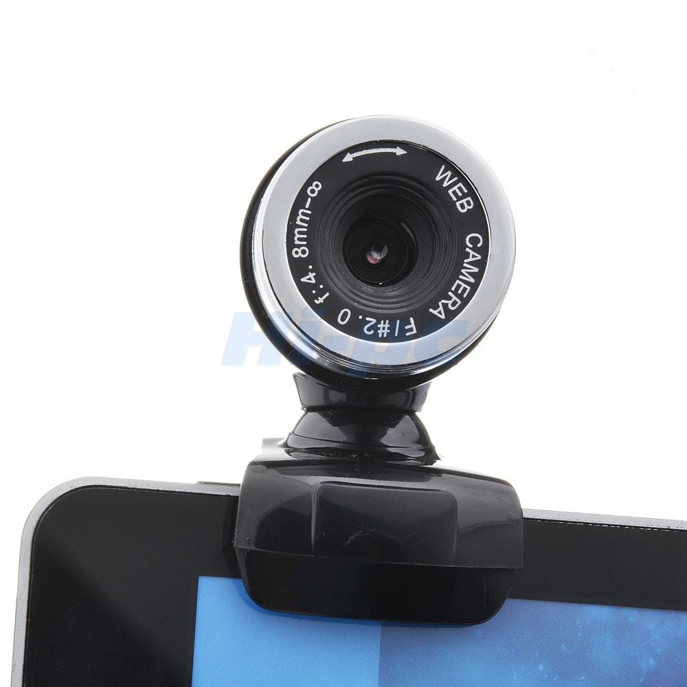 Usb2 0 12mp hd camera web cam 360 degree rotatable with for Camera tv web