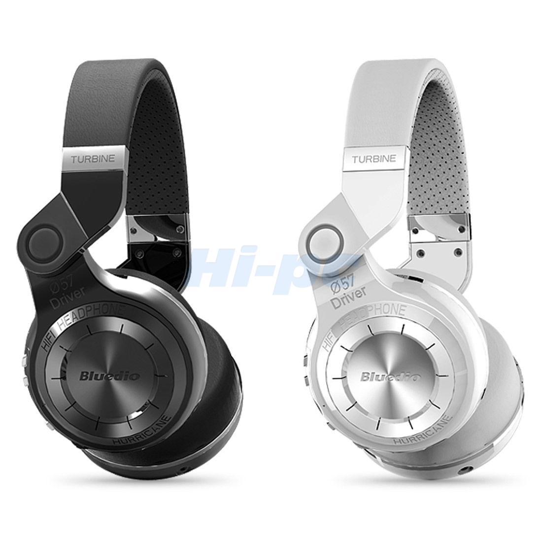 Bluedio T2 Bluetooth 4.1 Stereo Wireless Headset Headphone For IPhone Samsung LG