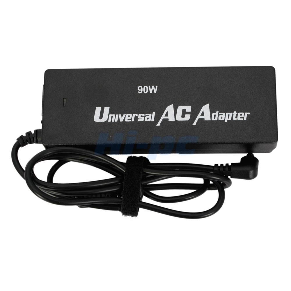 90w Universal Ac Power Supply Adapter Battery Charger