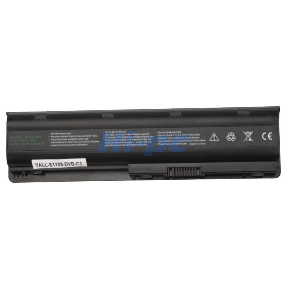 New Battery for HP Compaq Presario CQ56-109WM CQ56-115DX CQ56-219WM  CQ62-214TU