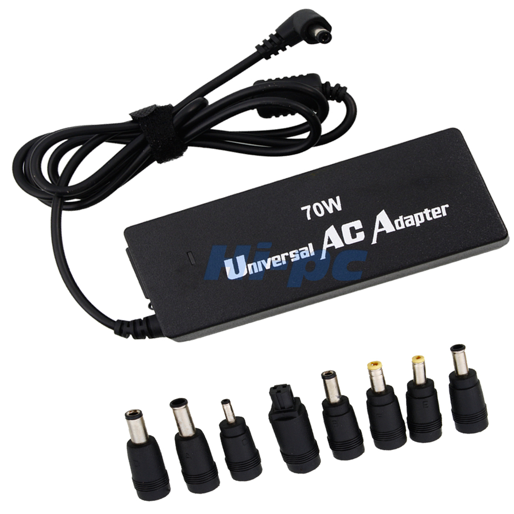 how to connect power supply to laptop