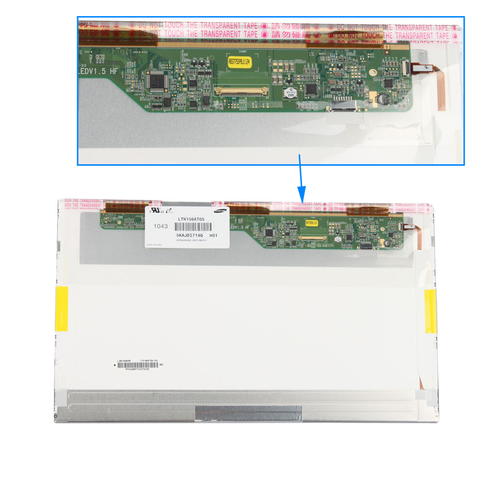 "New 15.6"" for ASUS X551M X551MA X551MAV ~ WXGA HD LED LCD Replacement Screen"